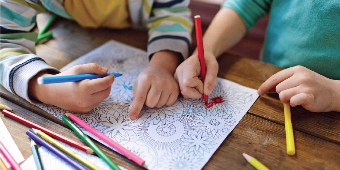 Manfaat Belajar Mewarnai Bagi Anak Dan Tips Melatihnya
